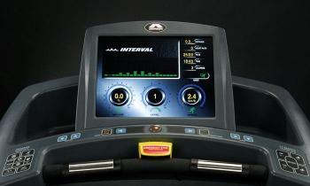 Профессиональная беговая дорожка Johnson T8000 Entertainment