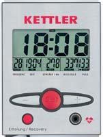 Эллиптический тренажер Kettler Vito XS (Артикул: 7861-400)