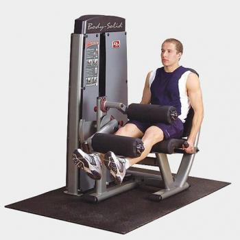 Сгибание-разгибание ног Body Solid ProDual DLEC-SF