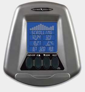 Эллиптический тренажер Vision Fitness X1500