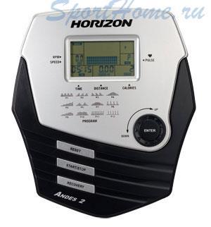 Эллиптический тренажер Horizon Andes 2