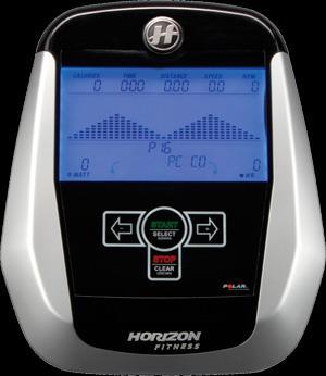 Эллиптический эргометр Horizon Andes 509