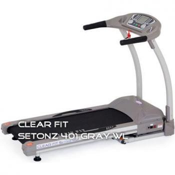 Беговая дорожка Clear Fit Setonz 401 Gray WL