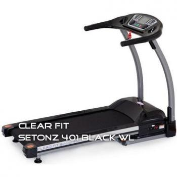 Беговая дорожка Clear Fit Setonz 401 Black WL