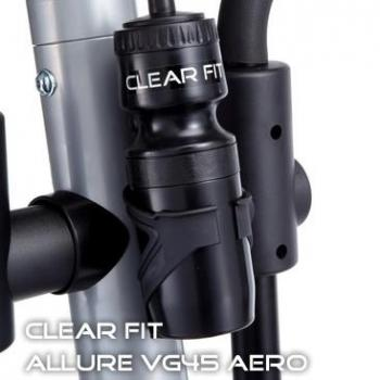Эллиптический тренажер - эргометр Clear Fit Allure VG45 Aero