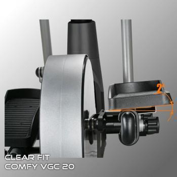 Эллиптический тренажер Clear Fit Comfy VGC 20 Compact