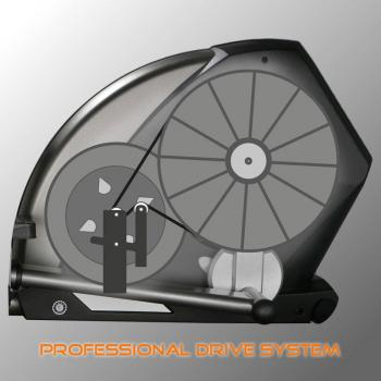 Эллиптический тренажер Clear Fit Finch VGF 25 Fusion