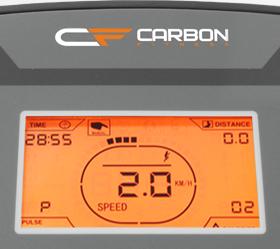 Беговая дорожка Carbon THX SUNFLOWER