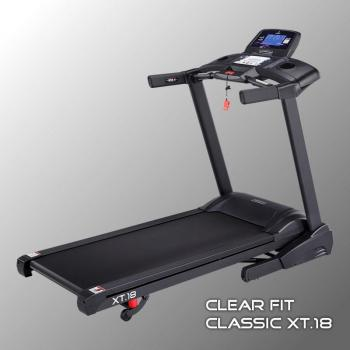 Беговая дорожка Clear Fit Classic XT.18