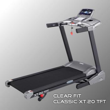 Беговая дорожка Clear Fit Classic XT.20 TFT