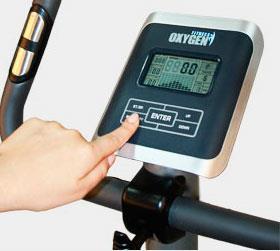 Велотренажер Oxygen Discovery
