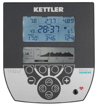 Велотренажер Kettler RX7 (Артикул:7686-600)