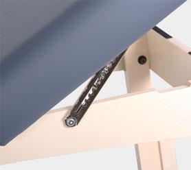 Стационарный массажный стол Vision Essence Liftback
